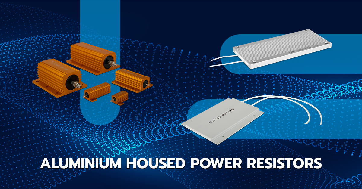 ALUMINIUM HOUSED POWER RESISTORS