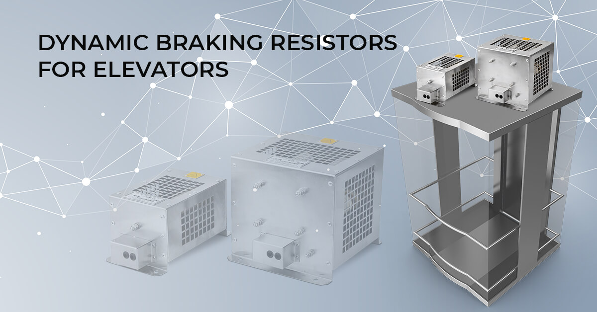 Dynamic Braking Resistors for Elevators